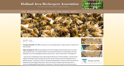 holland area beekeepers association