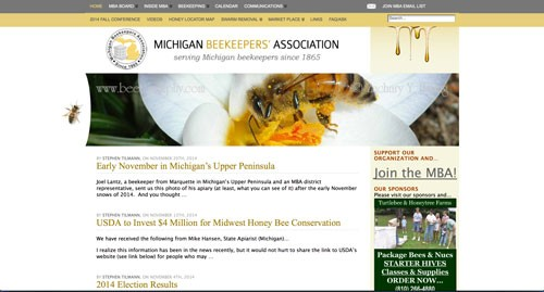 michigan beekeepers association